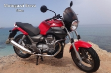 Exclusive Touring : Motoguzzi Breva 750cc